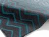 Spectrum Sp22 Grey/blue Modern Hand Tufted Rug - 100% Wool