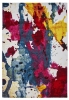 Sunrise 9349a Modern Machine Made Rug - 100% Polypropylene
