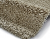 Vista 2236 Light Beige Shaggy Machine Made Rug - 100% Polypropylene