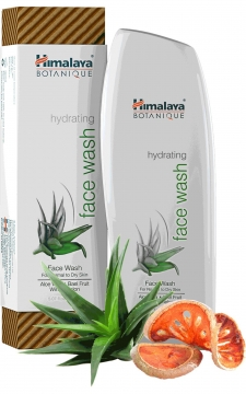 Botanique Hydrating Face Wash - Himalaya Herbals