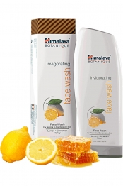 Botanique Invigorating Face Wash - Himalaya Herbals