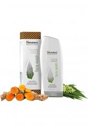 Botanique Neem & Turmeric Balancing Face Wash - Himalaya Herbals